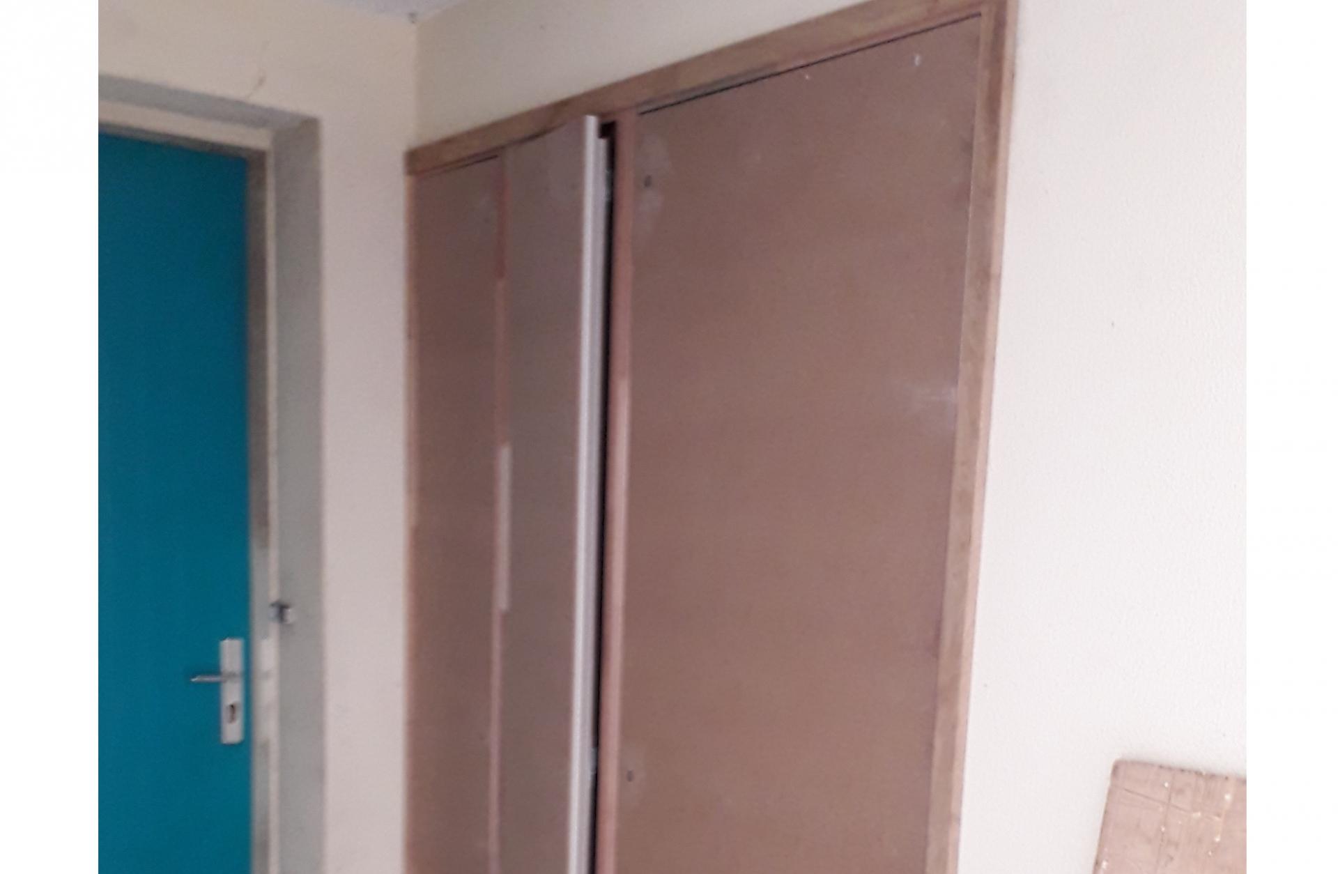 Hetet Construction Remplacement de gaine technique existante dans logement collectif