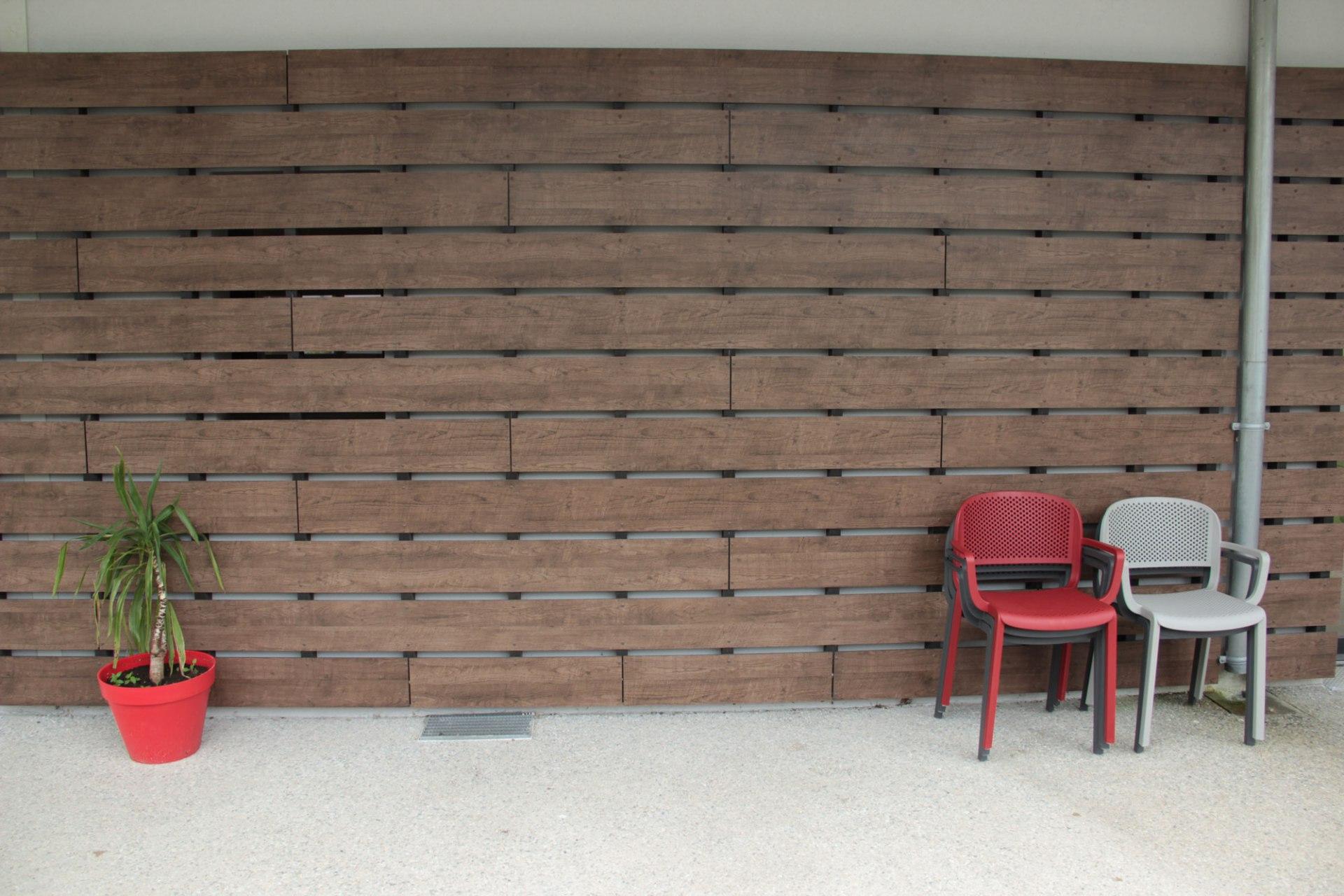 Hetet Construction Bardage mural extérieur