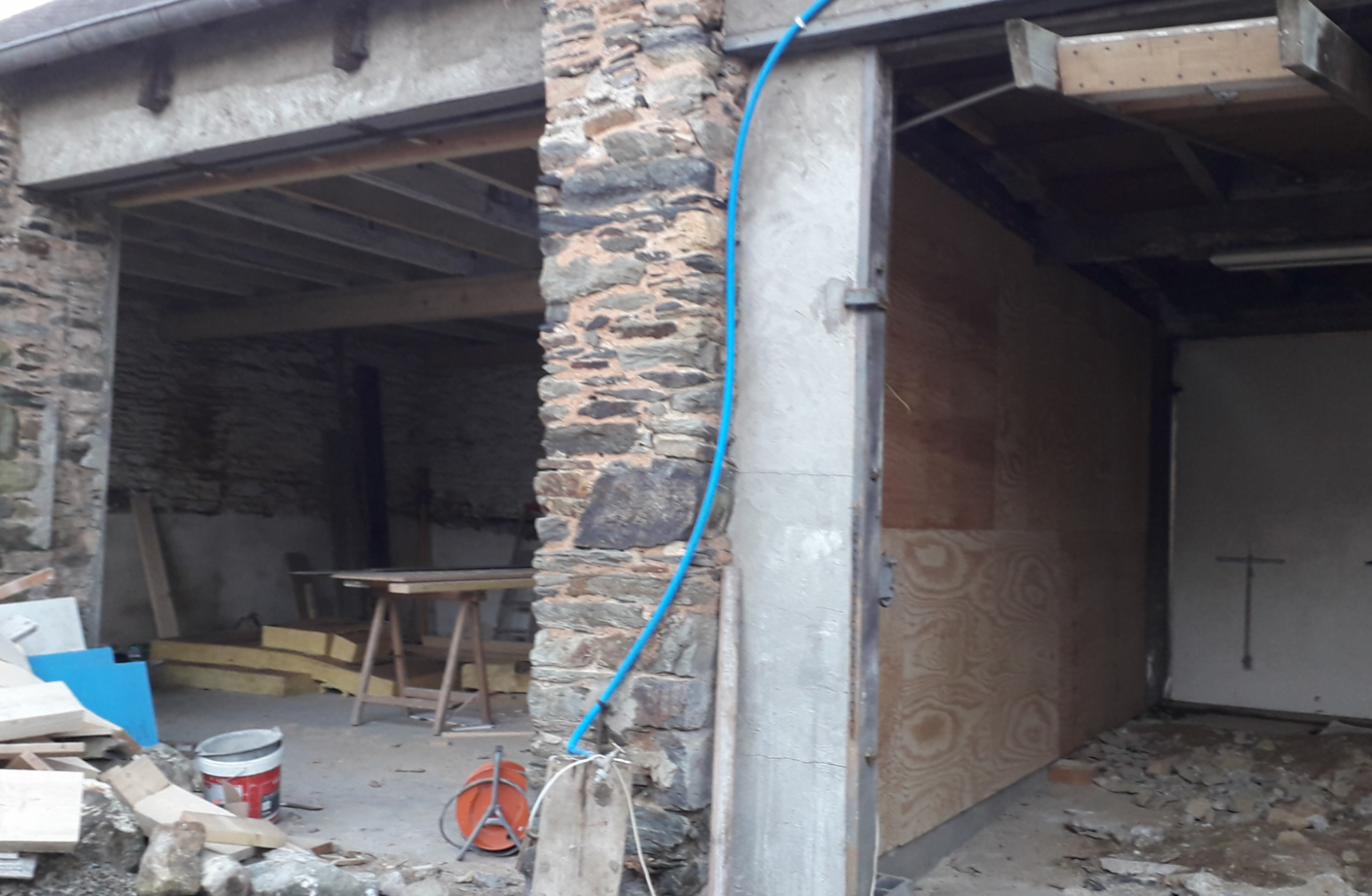 Hetet Construction Loft Landerneau