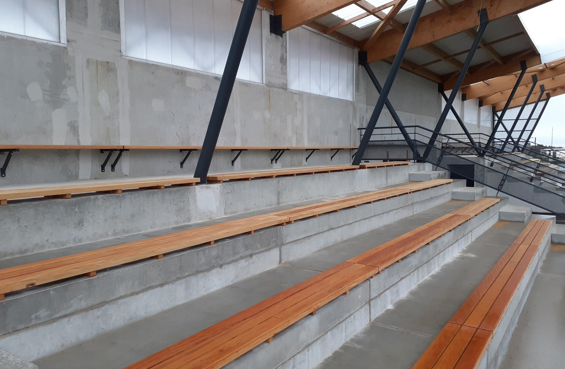 Hetet Construction Assise sportive