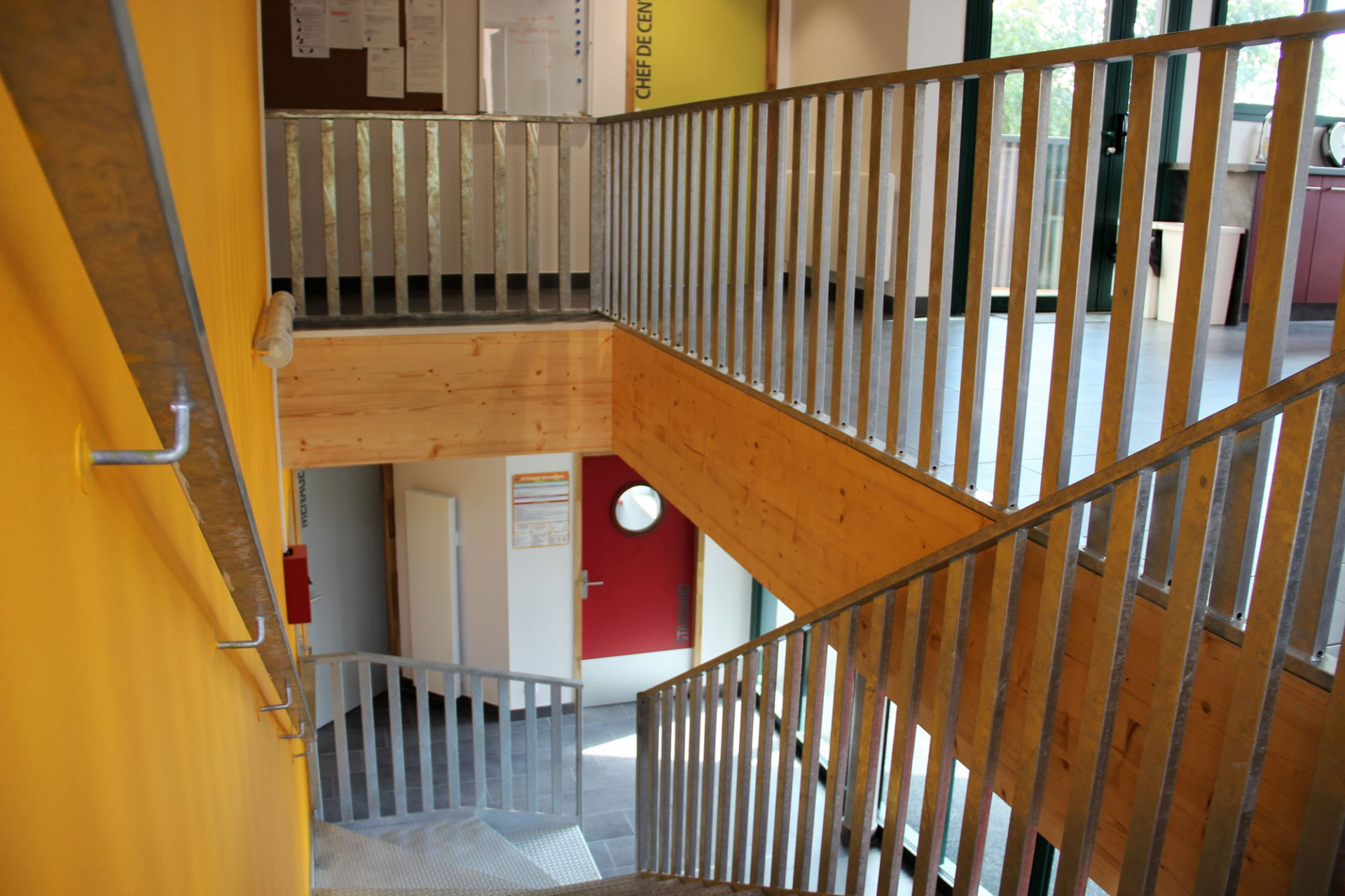 Hetet Construction Escalier